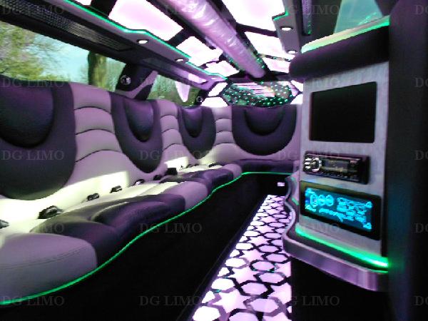 Chrysler 300 Stretch Limo NJ