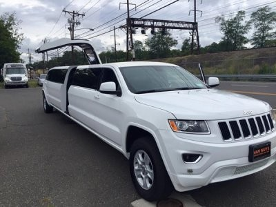 Jeep Cherokee Stretch Limo NJ