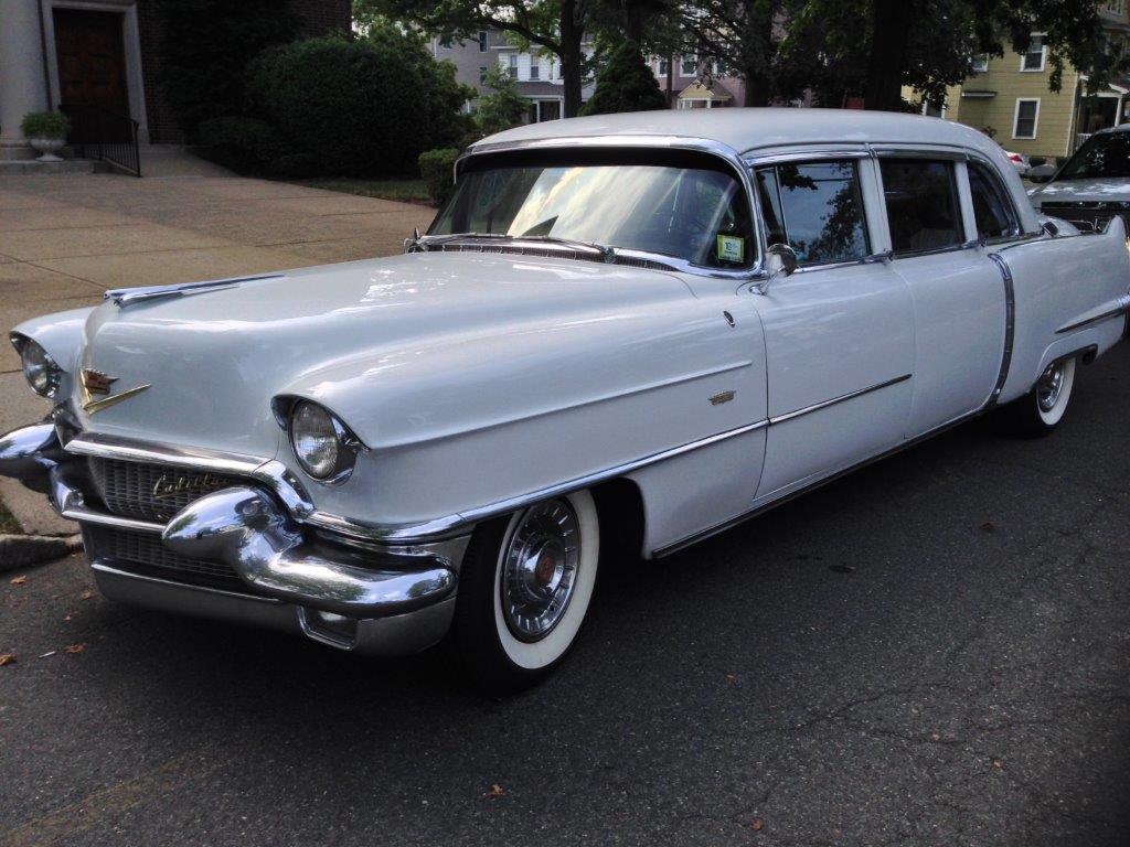 1956 Cadillac Fleetwood Nj Wedding Limousine