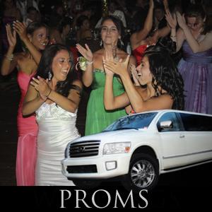 NJ Prom Limo Services DG Limousines