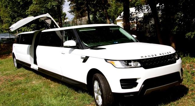 Range Rover Stretch Limo Nj