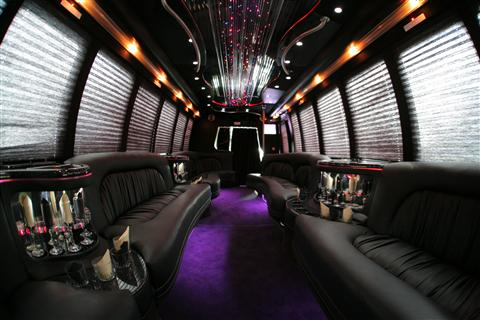 NJ Party Bus for 22 Passengers