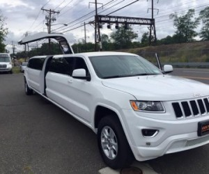 Jeep Cherokee Stretch Limo NJ