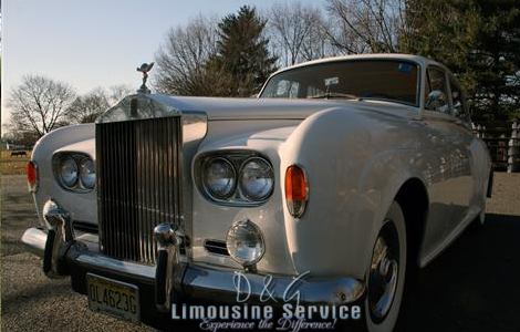 NJ Rolls Royce Limo Rental
