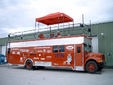 Tailgater Party Bus