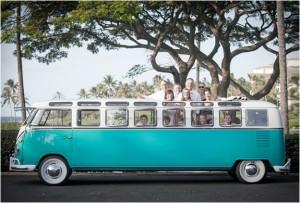 Volkswagen Hippie Party Bus
